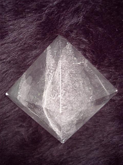 Quartz Crystal - Pyramid - 0222