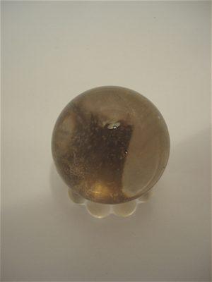 Smokey Quartz Sphere 50mm - 0255