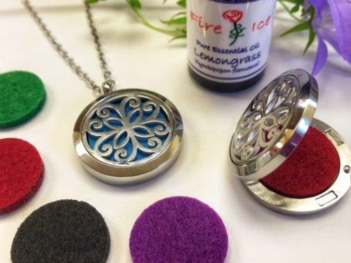 Aromatherapy Locket